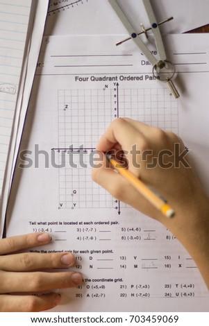 Advanced Math and Algebra Homework #703459069