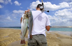 Adventure fishing