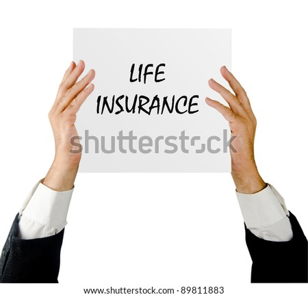 Advertising life insurance