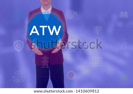 advertising that works - business concept Zdjęcia stock ©