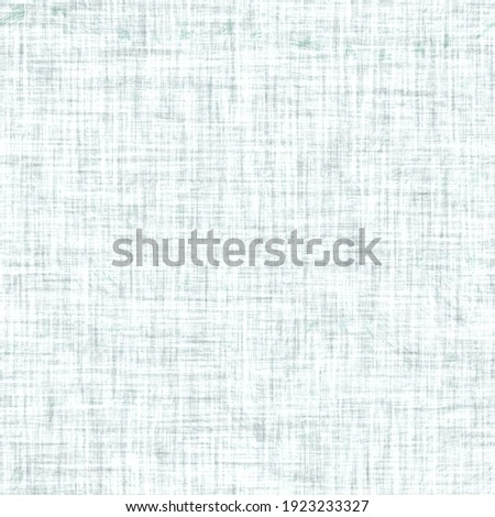 Aegean teal mottled stripe patterned linen texture background. Summer coastal living style home decor fabric effect. Sea green wash grunge wavy blur material. Decorative textile seamless pattern