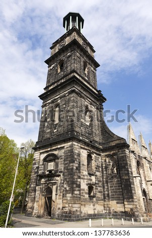 Aegidienkirche (St Giles church) at Hannover, Germany