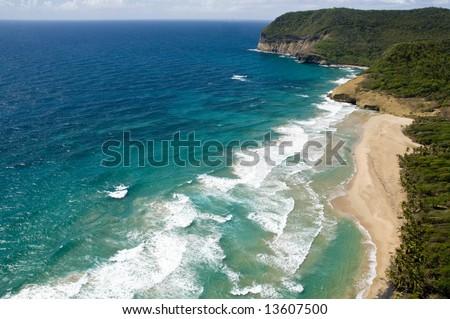 Grande Anse st Lucia Anse Beach st Lucia