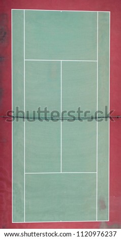 Free Photos Tennis Court Blue Colors Avopix Com
