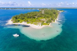 Aerial view of Starfish Point, Grand Cayman