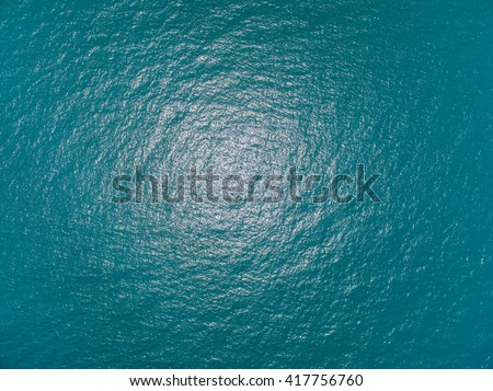 aerial  water view
