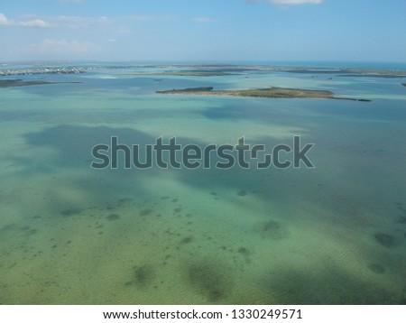Aerials, water pics, ocean pictures, florida keys aerials