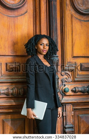 Black female lawyers