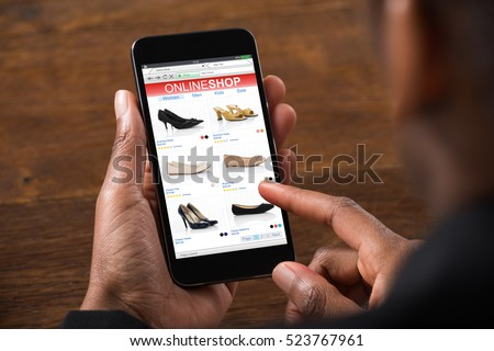 african american shopping online