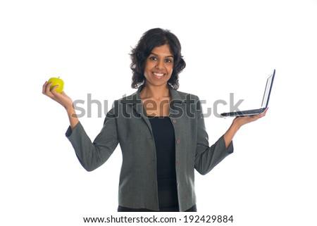 african american woman work life balance