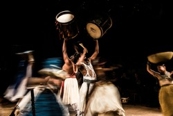 African dance movement
