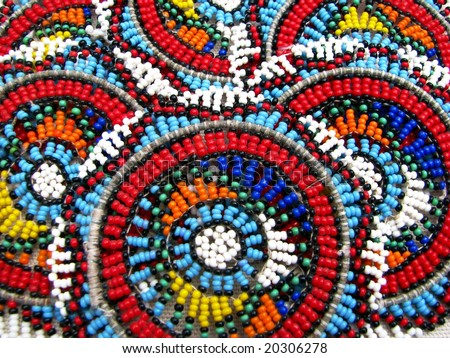 South African Beadwork | | - Hand Made Quilting Arts and Fabrics