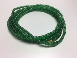 African waist beads, colored waist beads, beads