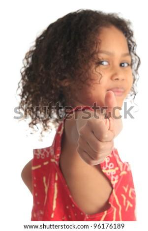 Children girl