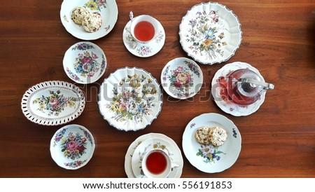 Afternoon tea #556191853