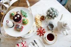 Afternoon Tea Winter Christmas Festival
