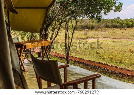 afternoon view of verandah of...