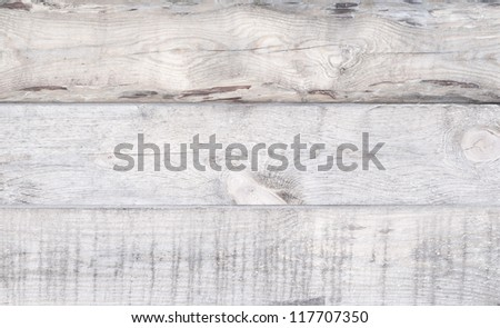 Aged grey wooden planks texture close up