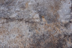 Aged grungy rusty metal texture
