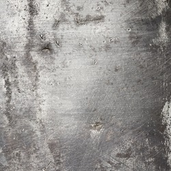 Aged metal texture. Old iron background.