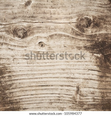 Aged wood plank texture