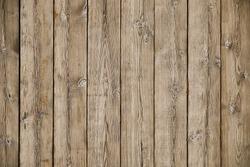 aged wooden slats background