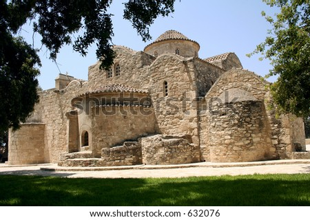 Aggeloktisti church