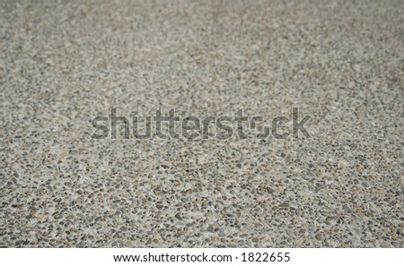 Aggregate Concrete Background