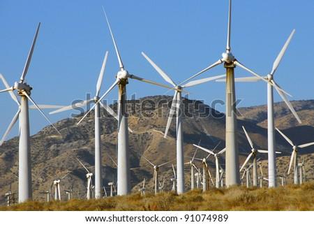 Aging Wind Turbines