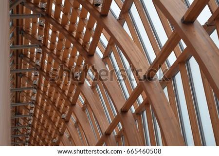 AGO Interior - Wooden Architecture