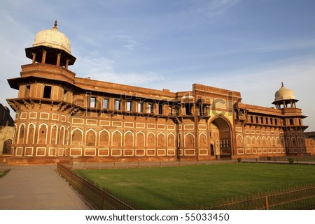 Agra fort, Agra - India