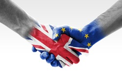 Agreement between England and Europe, brexit deal