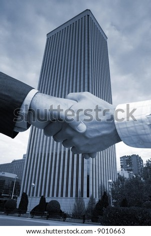 Agreement in the business arena