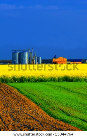Agricultural industry