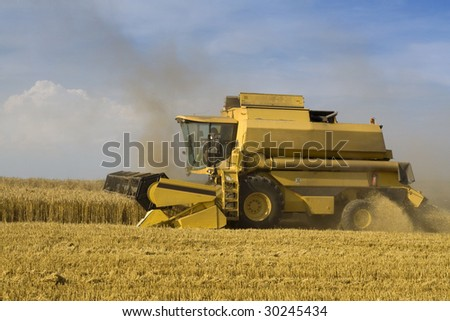 Agriculture - Combine #30245434