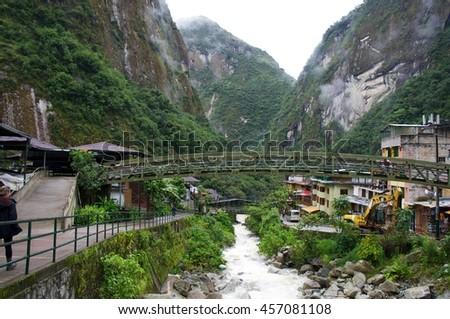 Shutterstock Aguas Calientes River