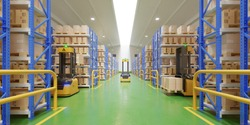AGV Forklift Trucks-Transport More with Safety in warehouse