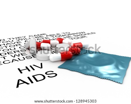 Aids medical and preventive treatment