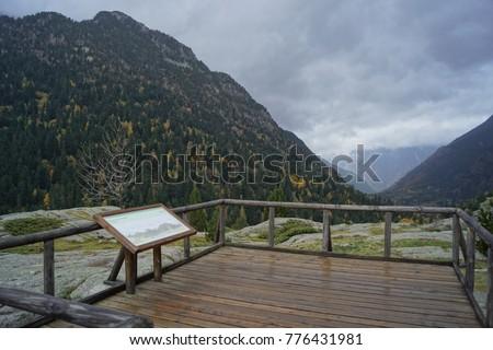 Aigüestortes i Estany de Sant Maurici National Park, Catalonia, Spain #776431981