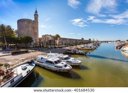 Aigues Mortes, Provence, France