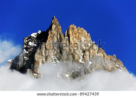Aiguilles du Chamonix, Haute Savoie, France