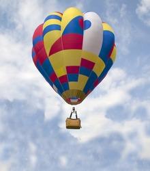 air ball in flight