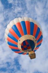 air balloon Montgolfiere