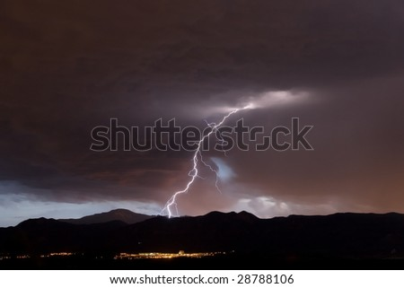 Air Force Academy Lightning