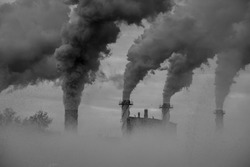 air pollution of industry