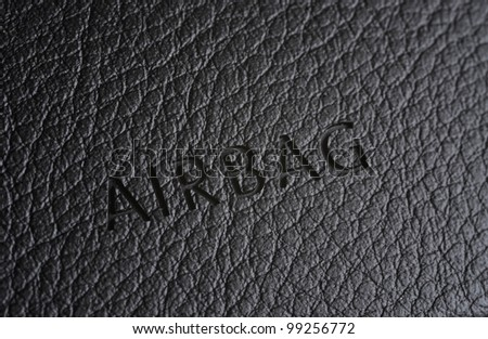 airbag background