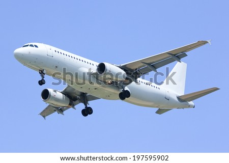 Airbus A320-200 Stock photo ©