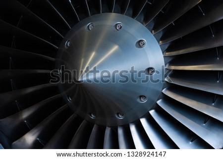 Aircraft engine(turbine engine) #1328924147