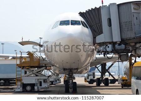 Aircraft replenishment