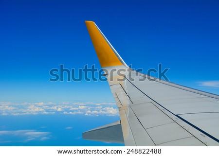 aircraft Wing #248822488